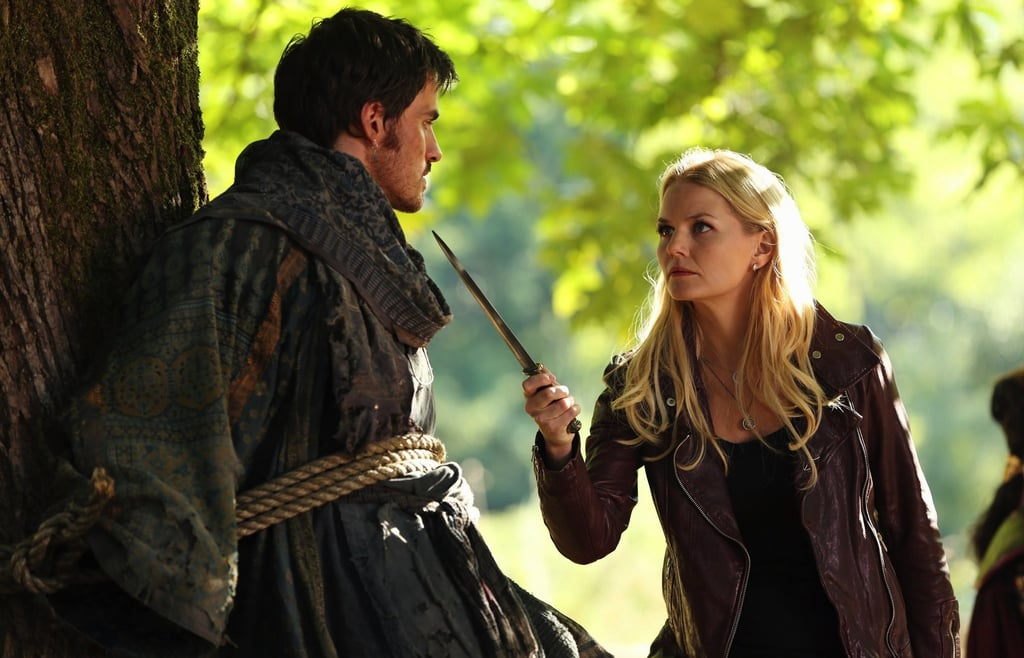 once upon a time hook and emma moments There's no shortage of love stories on once upon a time, including the epic love story of emma swan (jennifer morrison) and captain hook (colin o'donoghue) from the moment they met, it was clear that emma and hook were destined to be together throughout the seasons, they've discovered they.