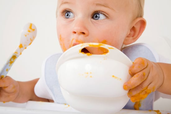 Guide to Feeding Your Baby in the First Year