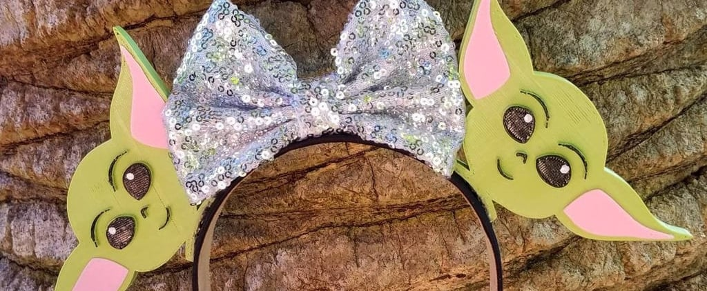 10 Pairs of Baby Yoda Mickey Ears That Are Unbearably Cute