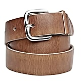 Skinny Jeans Leather Belt