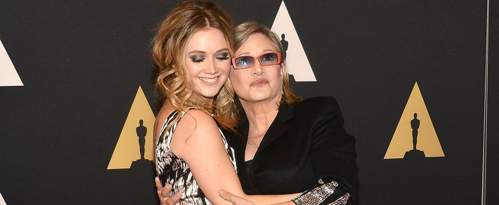 Billie Lourd's Tribute to Carrie on Death Anniversary 2017