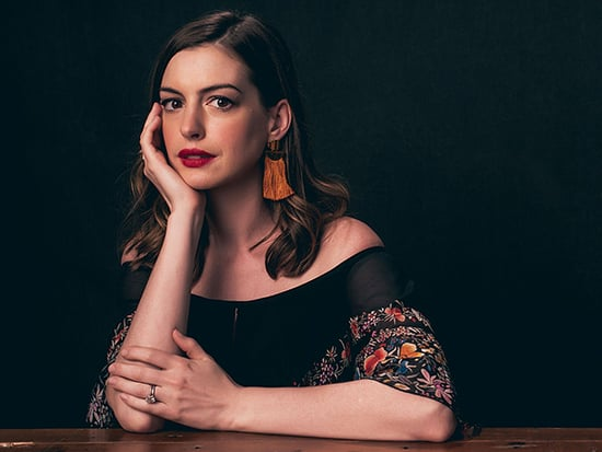 Anne Hathaway on Fitting Back Into Pre-Pregnancy Jeans: 'I'm Not Gonna Lie, That Felt Pretty Good'