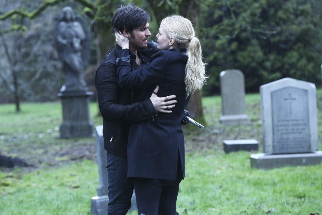 The Runner-Up: Captain Hook and Emma Swan, Once Upon a Time
