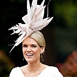 Charlotte Hawkins at Royal Ascot