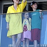 Julianne Moore Aimed High For Her Kids