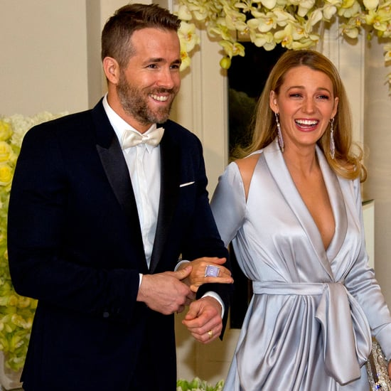 Ryan Reynolds Quote About Blake Lively in December GQ 2016