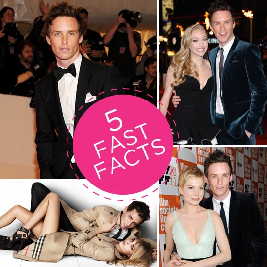 Everyone's Talking About Eddie Redmayne — Here's What You Need To Know