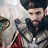 Jafar and Aladdin Cross Paths in a Totally Different Way