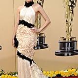 Diane Kruger at the 2010 Academy Awards
