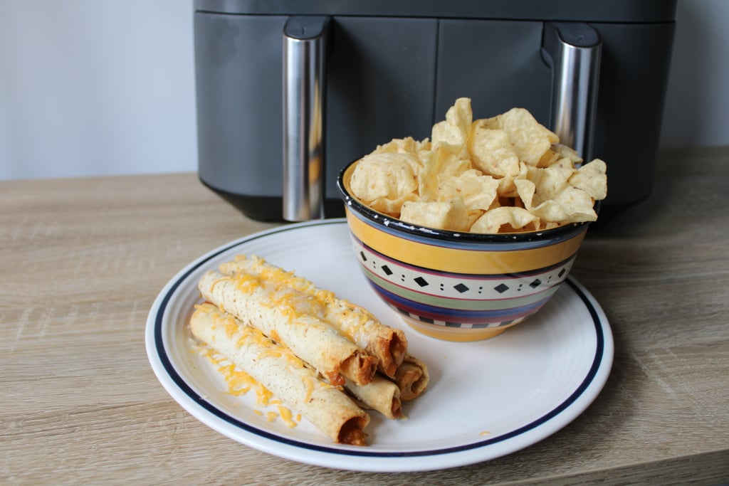 How to Make Frozen Taquitos in an Air Fryer With Photos