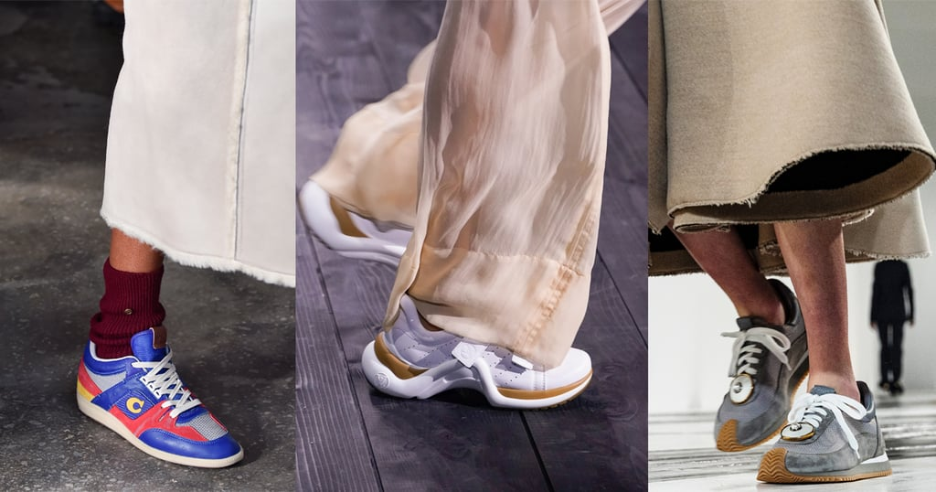 Fall Shoe Trends 2020: Retro Sneakers