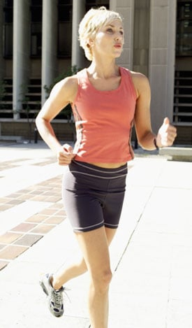 How Should My Hands Be When I Run?