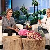 On The Ellen DeGeneres Show