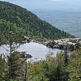 Maine: Tumbledown Mountain Trail
