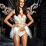 The Best Alessandra, Adriana, and Lais Moments From the Victoria's Secret Fashion Show