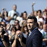 Ben Affleck at Argo Press Event in Spain | Pictures