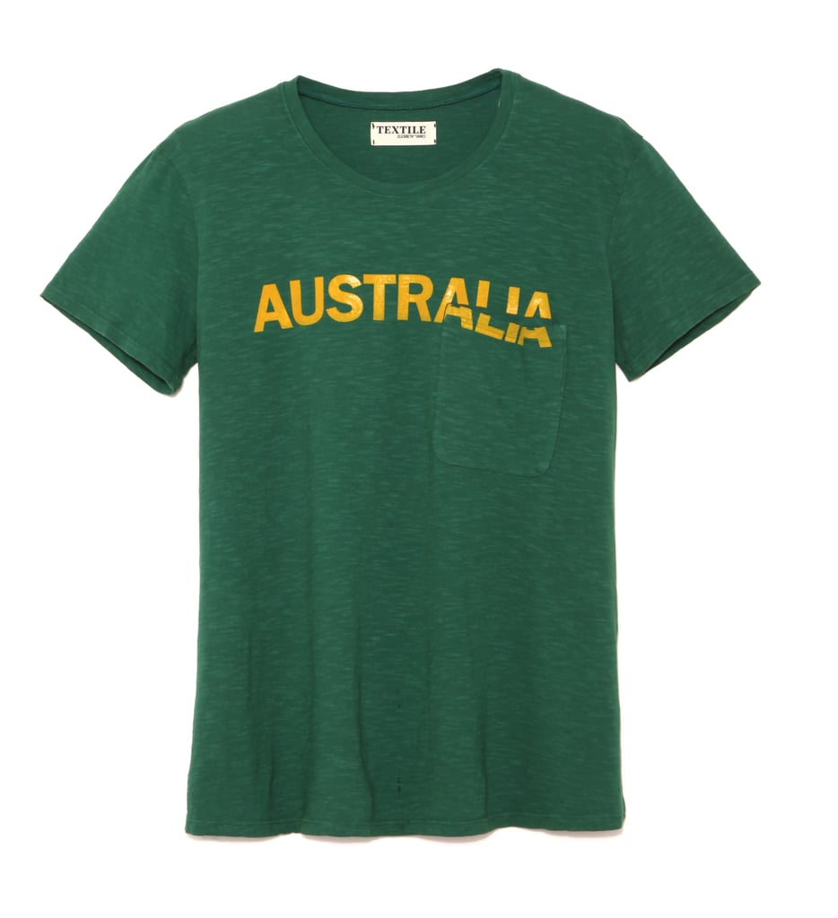 Textile Elizabeth and James World Cup T-Shirts
