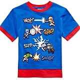 Nintendo Mario Graphic-Print Cotton T-Shirt