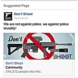 Suggested Page Ad