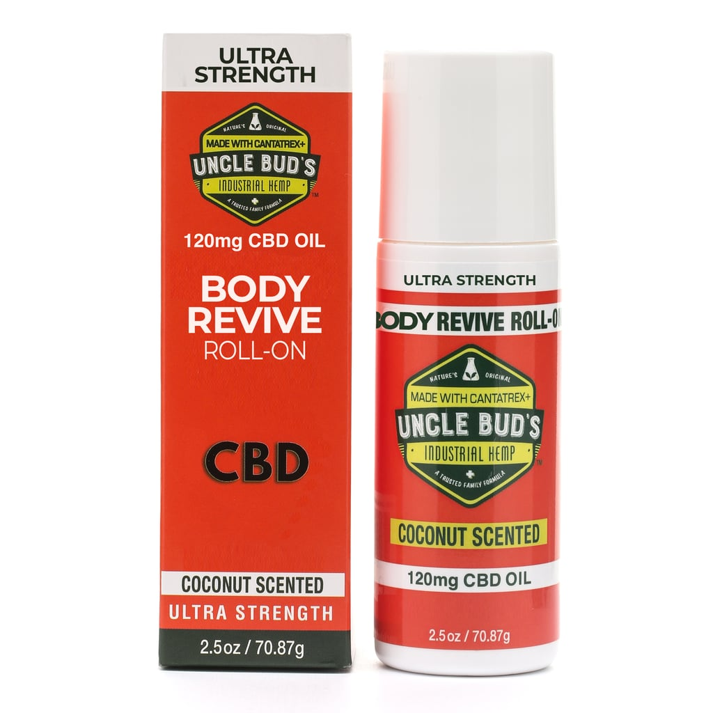 Uncle Bud's 120mg Hemp-Derived CBD Body Revive Roll-On