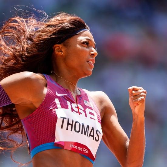 Gabby Thomas Advances to 200m Final at 2021 Olympics