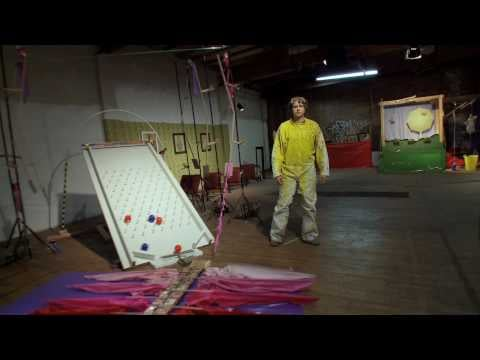 """New Music Video For OK Go's Song """"This Too Shall Pass"""" From Album Of the Blue Colour of the Sky 2010-03-02 12:00:51"""