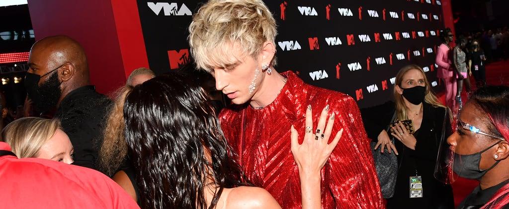 Best Nail Art Celebrities Wore to the 2021 MTV VMAs