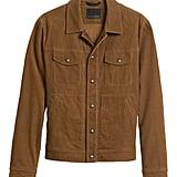 Corduroy Trucker Jacket