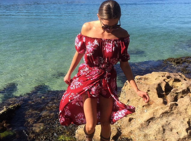 Jesinta Campbell Interview About What to Do In Sydney
