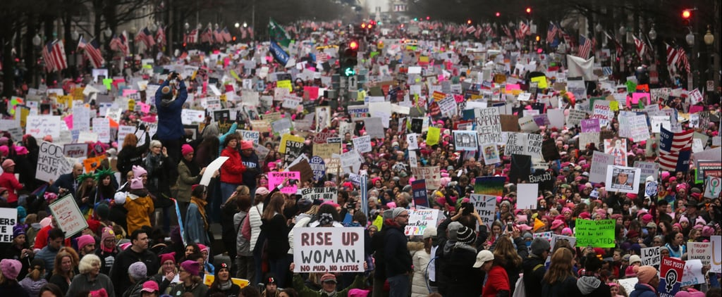 Everything You Need to Know About the 2018 Women's March