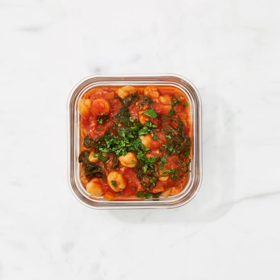 How to Make Chickpea and Spinach Stew