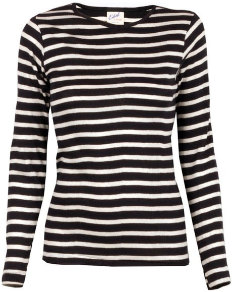 I could totally see one of my favorite people ever, Kate Middleton, wearing this Edith A. Miller striped crewneck tee ($82). Any girl with simple and chic style would surely put it in heavy wardrobe rotation. — Annie Gabillet, news editor