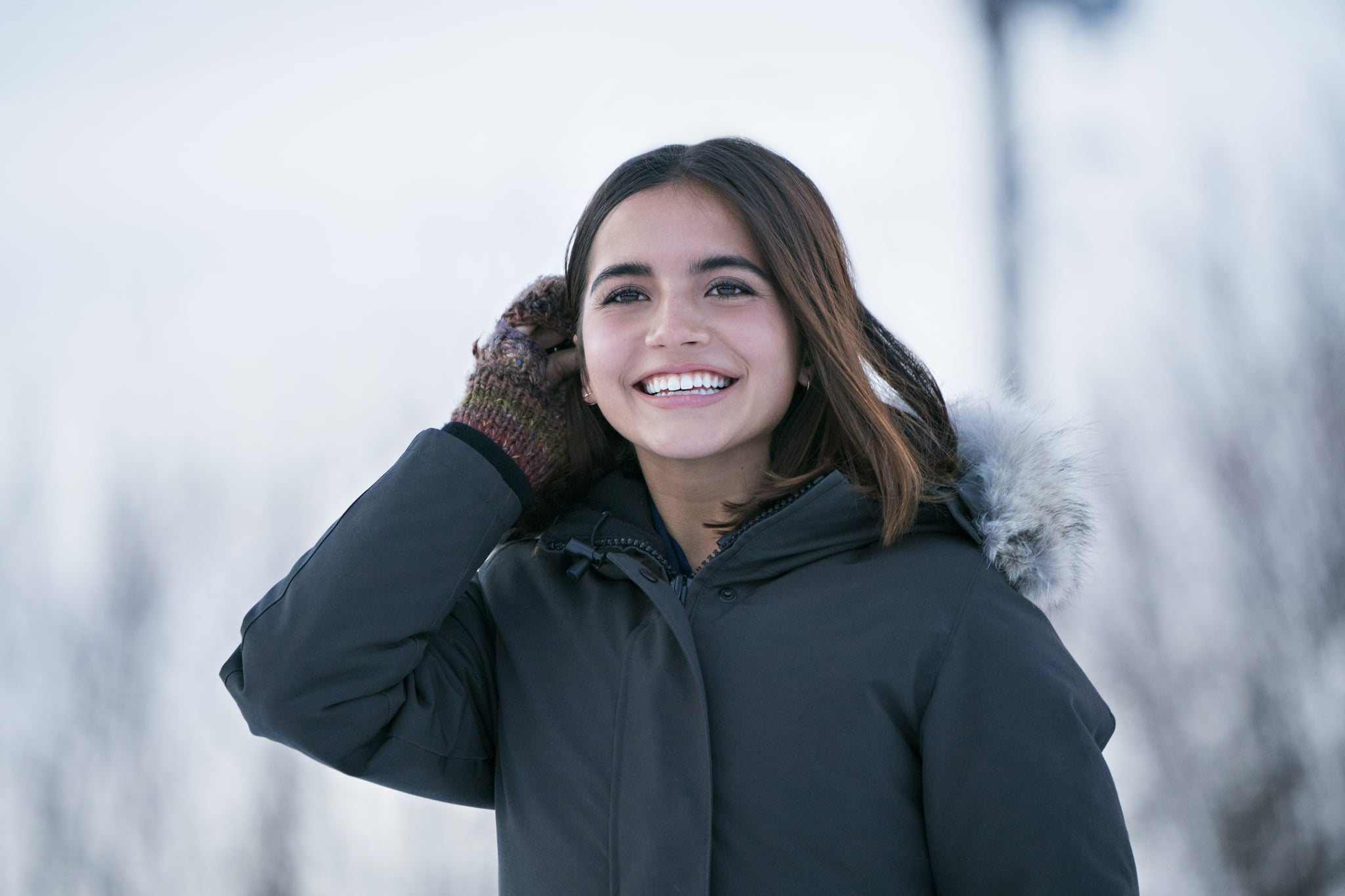 Let It Snow - Isabela Moner - Photo Credit: Netflix / Steve Wilkie