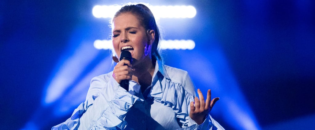 Grace Laing The Voice 2017 Interview