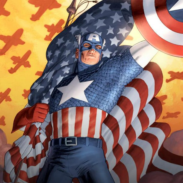 May The 4th Be With You Dc: Patriotic Superheroes