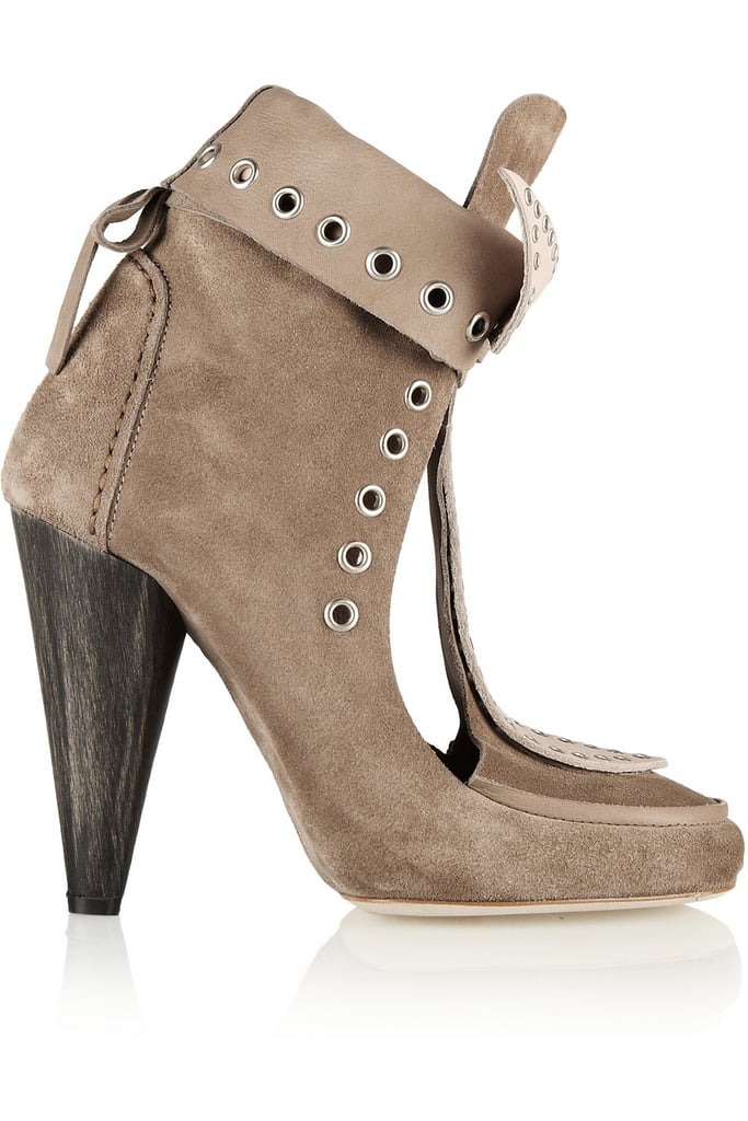 Boots, approx $1,105, Isabel Marant at Net-a-Porter