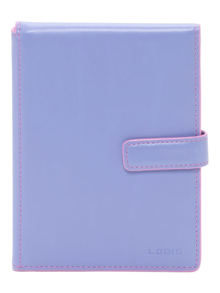 Lodis Leather Passport Wallet