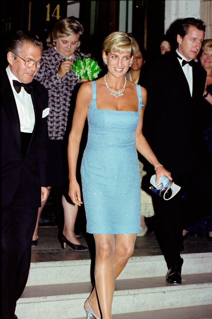 How to Recreate Princess Diana's Rebellious '90s Fashion