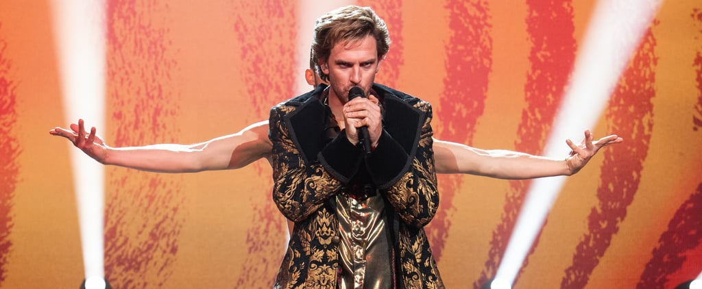 Is Dan Stevens Singing in Eurovision Song Contest?