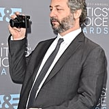 Pictured: Judd Apatow