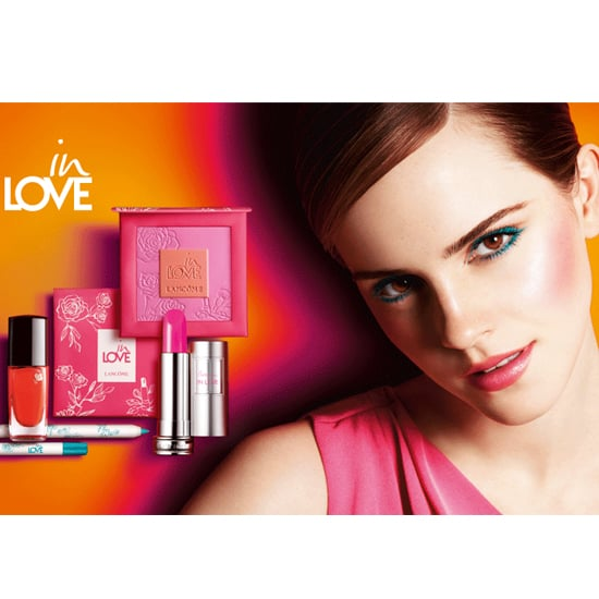 Emma Watson and Lancôme In Love Collection