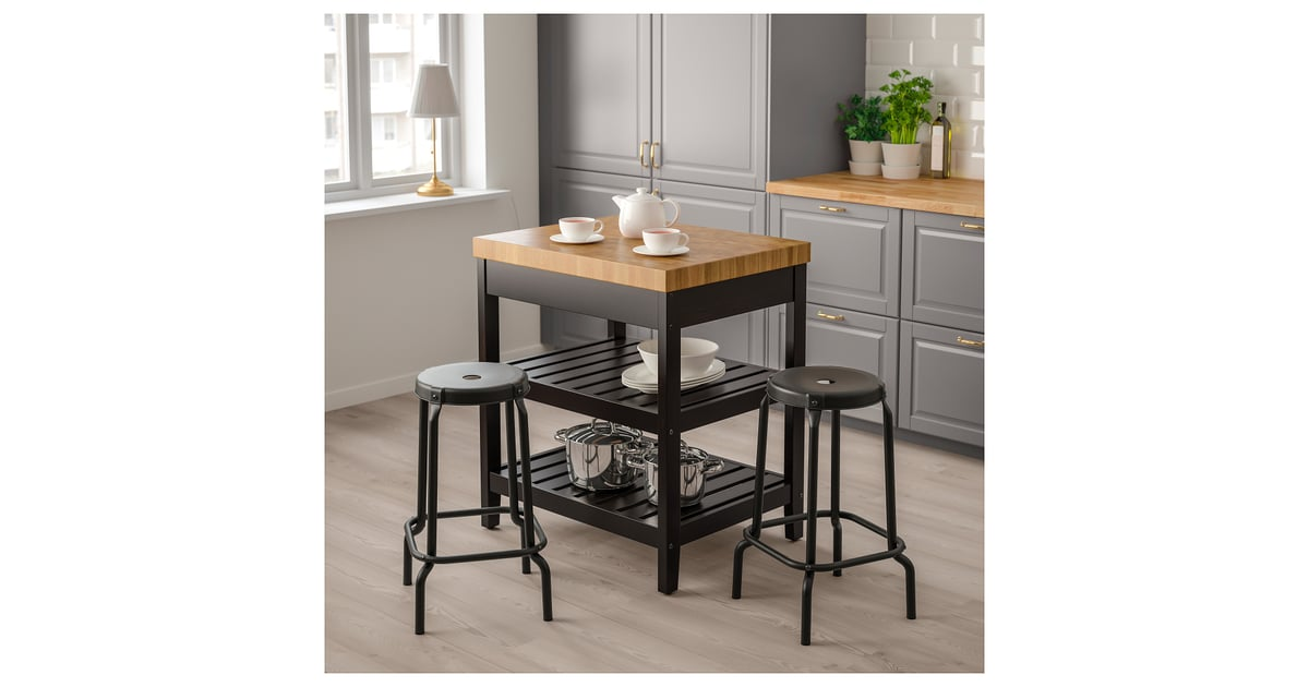 Vadholma Kitchen Island Pots And Pans Cramping Your Style Ikea Has The Small Space Solutions Your Kitchen Needs Popsugar Home Photo 18