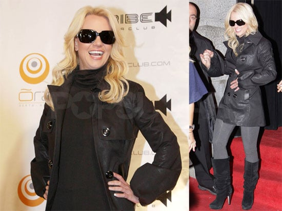 Britney Spears in Canada