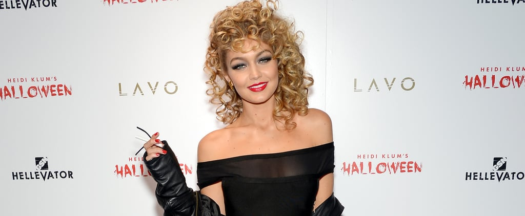 Gigi Hadid's Halloween Costume Was So Good, We're Re-Creating It This Year