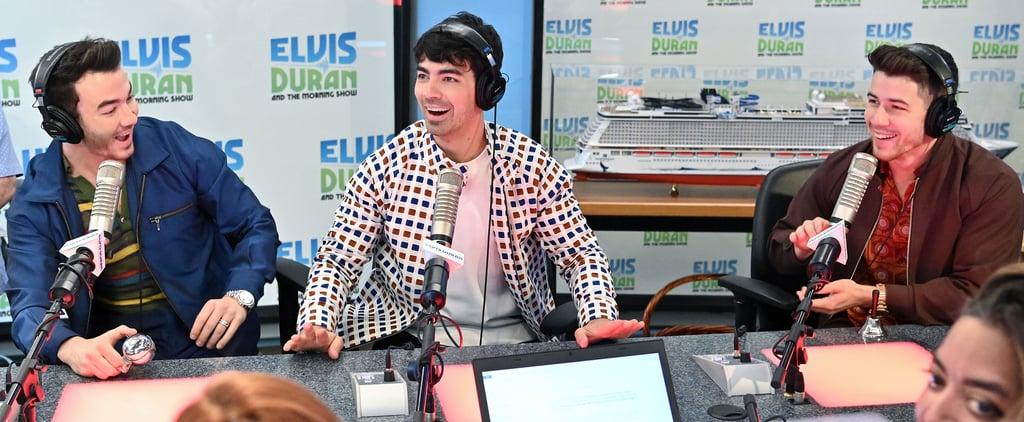 Funny Jonas Brothers Interviews
