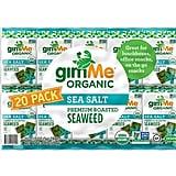 GimMe Snacks Organic Roasted Seaweed
