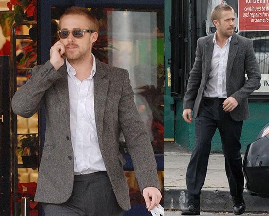 Ryan Gosling Still Breakin' Hearts