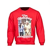 Friends Holiday Armadillo Sweatshirt ($50)