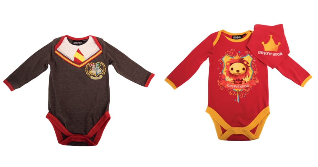 Harry Potter Hogwarts House Baby Grow Onesie