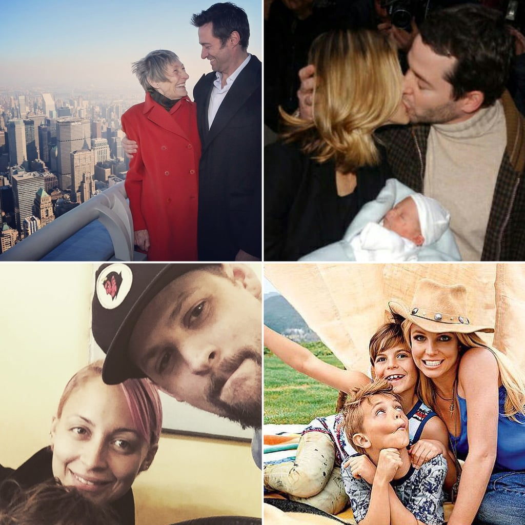 Celebrity Instagrams For Mother's Day 2015